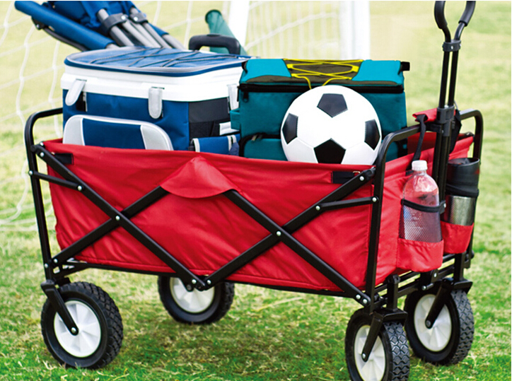 Camping trolley