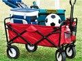 2016 Nuevo bolso de compras Plegable portable carro varilla de empuje carro carros conductor acampar al aire libre