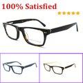 Limitada 2016 nova Moda full frame Limpar Lens Nerd Quadro óculos de Lente de vidro homens Óculos de Nerd quadro azul Frete grátis B140293