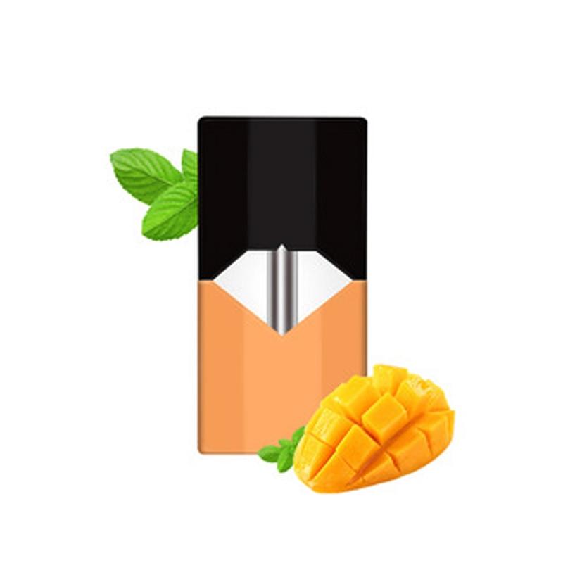 20pcs Vape Pods With 0.7ml Capacity Cartridge Pod 1.4ohm Coil Resistance Refillable Pod For E-Cigarettes Vape Device Pen