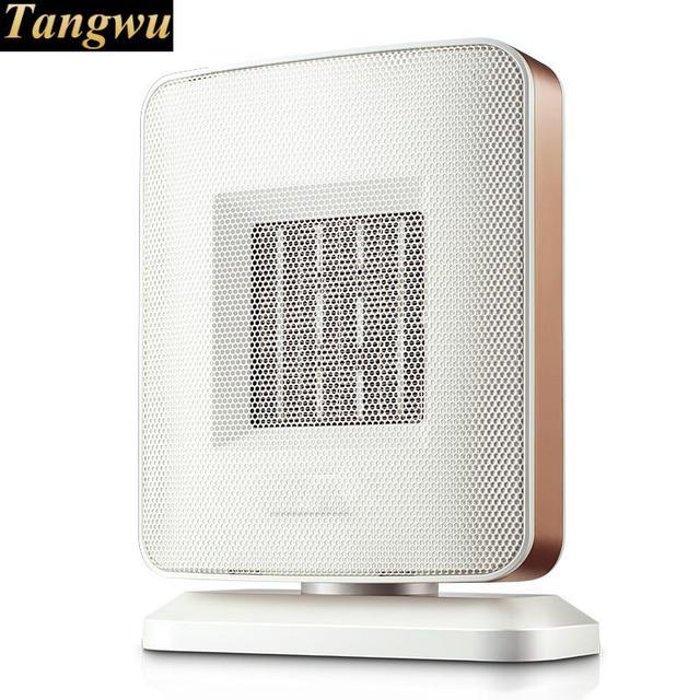 Heater GEBRUIKT een desktop om energie en elektriciteit in de ...