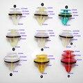 9 Modelos Universal Nylon Fixadores Carro de Plástico Painel de Guarnição Da Porta de Plástico Com Almofada De Fixação De Rebite Clipe Auto Fixadores Para Carros