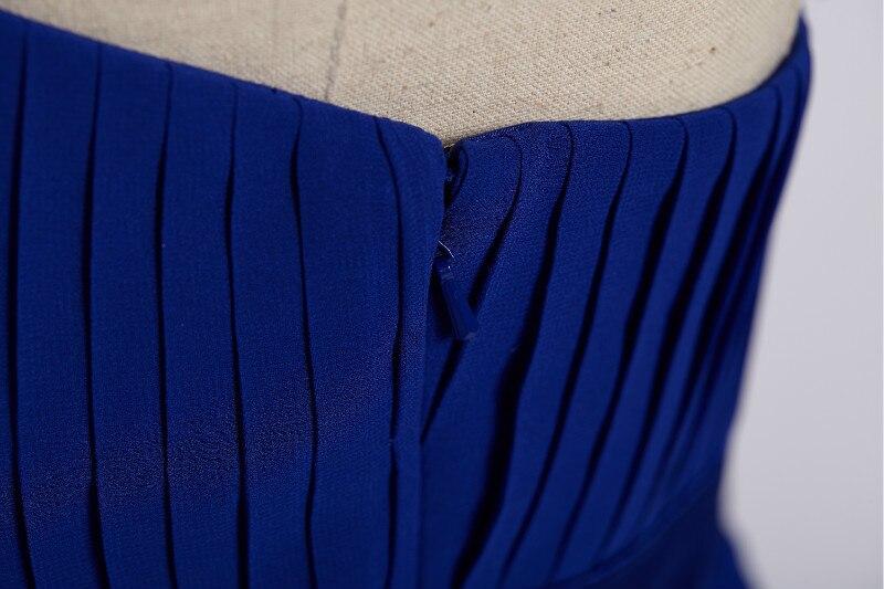 W.JOLI Long Evening Dresses 2017 Vestido De Festa Brude Bankett - Spesielle anledninger kjoler - Bilde 6