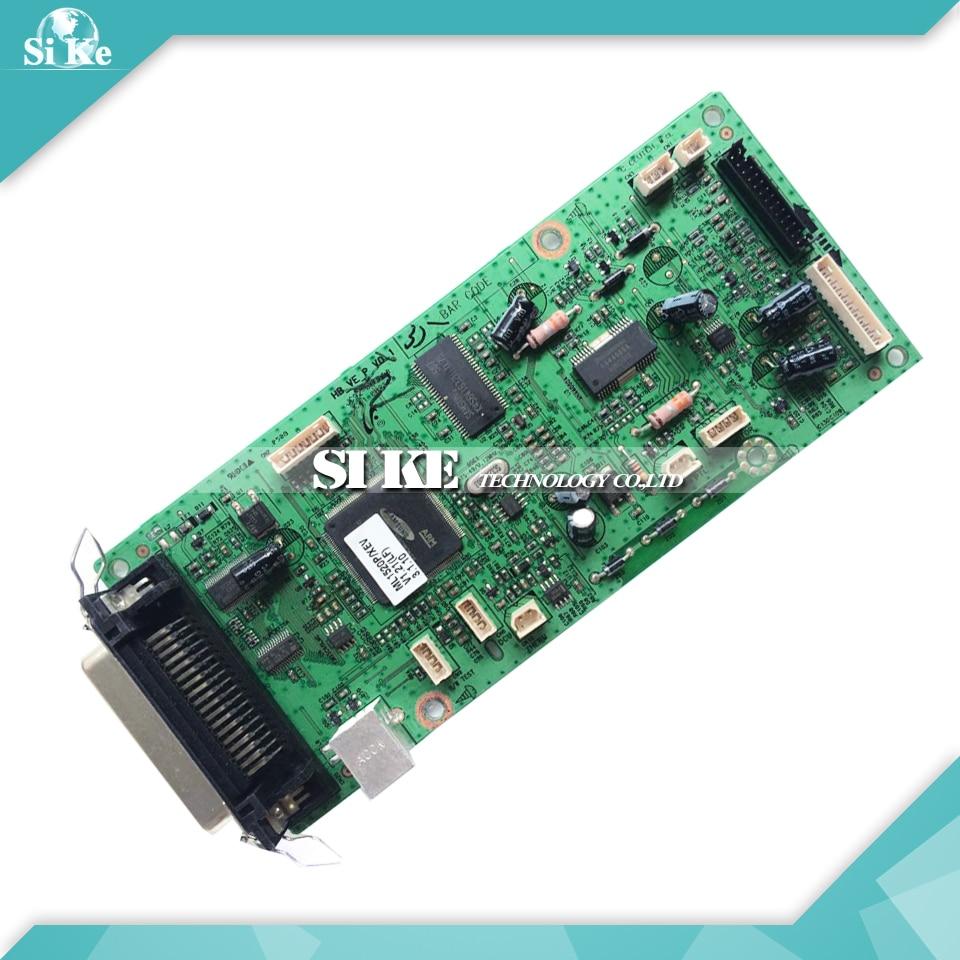 Laser Printer Main Board For Samsung ML-1520P ML1520P ML 1520P Formatter Board Mainboard Logic Board 10x pickup roller for xerox 3115 3116 3119 3121 for samsung ml 1500 1510 1520 1710 1710p 1740 1750