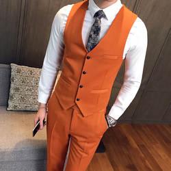 Высокое качество Тонкий Дизайн мужской костюм жилеты Бизнес Свадебная вечеринка жилет мужской 5 цветов дополнительно размеры s m l xl XXL, XXXL