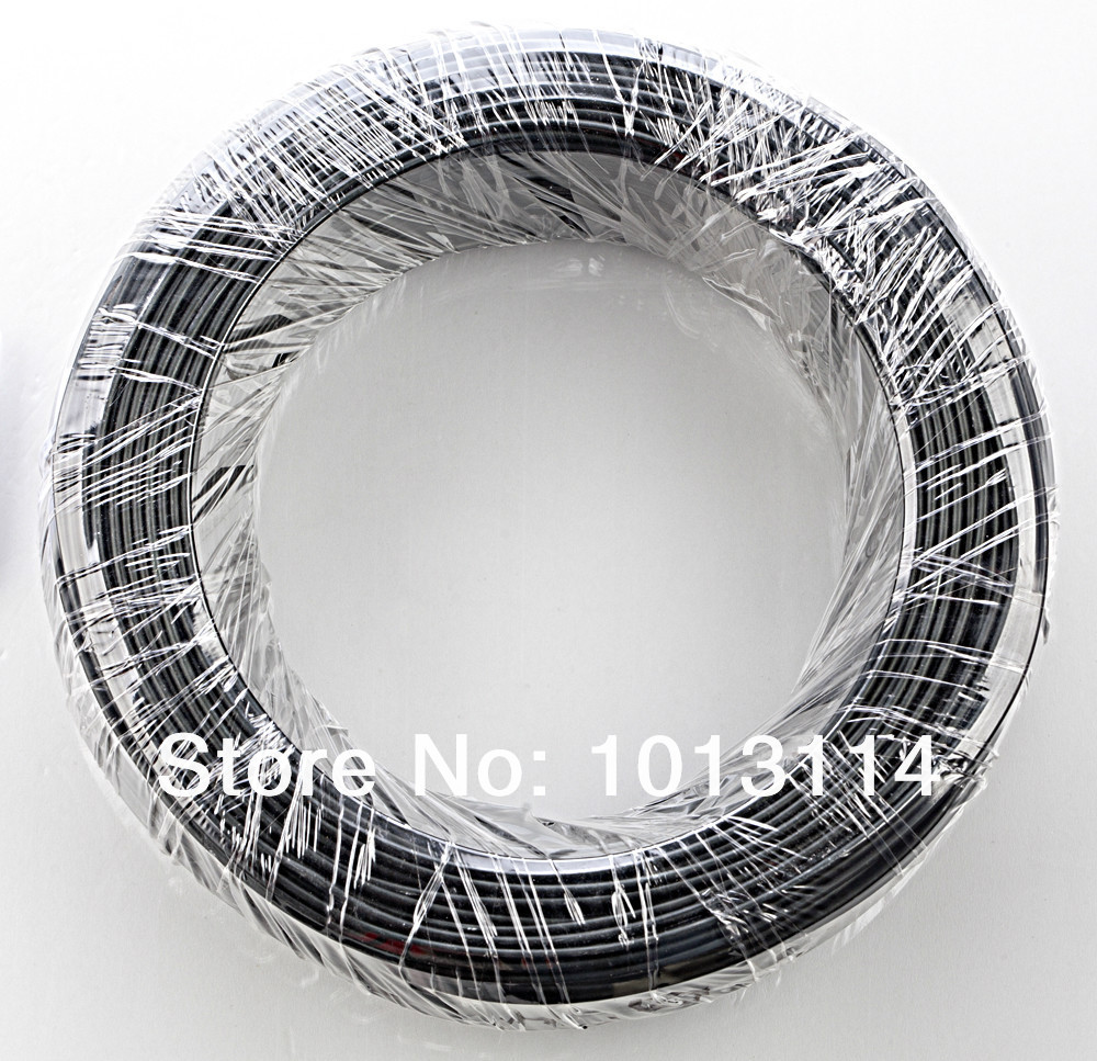 Les bonsaïs en aluminium de petit pain de fil de formation de bonsaï outils 2.0 millimètres de diamètre 1000G / petit pain 115 mètres