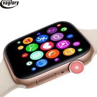 Bluetooth IWO 8 Smart watch Series 4 44mm case 1:1 Smartwatch Heart Rate Monitor Wisrtwatch for Huawei Xiaomi Oppo iPhone