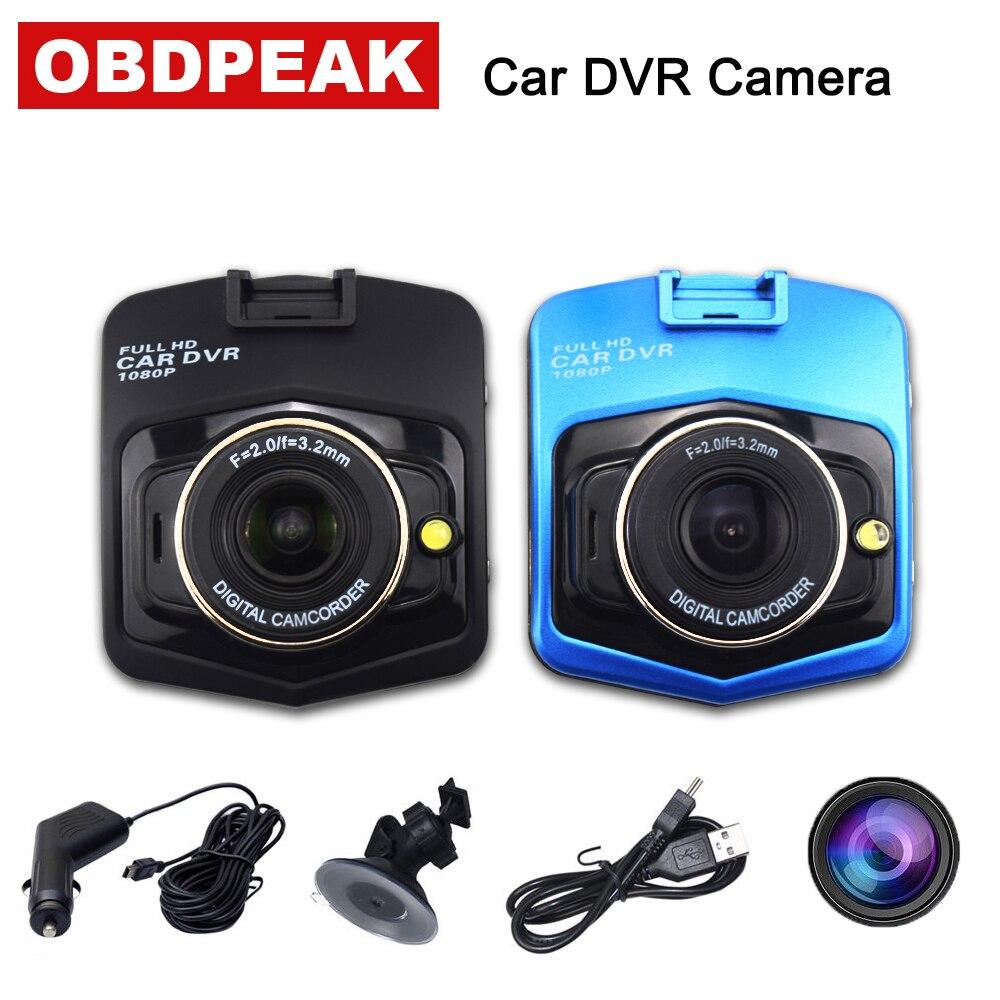 2.4 Car Dvr 1080P car rearview mirror full HD 1080p car driving video recorder camera car reverse image Free shipping цена