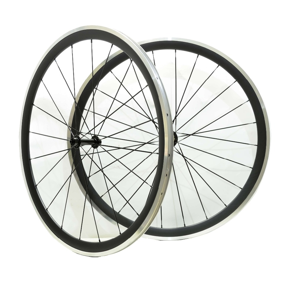 700C Alloy brake surface carbon wheels 38mm depth Climbing carbon wheelset 25mm width 3K matte finish with Powerway R13 hub laurens j van mourik the process of cross border entrepreneurship