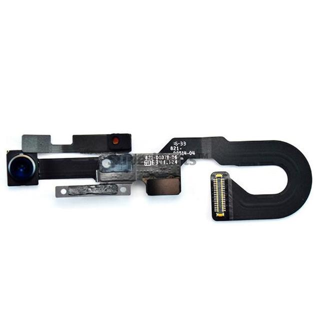 100% de garantía original para iphone 7 4.7 pulgadas cámara de frente de proximidad sensor de luz cable flexible