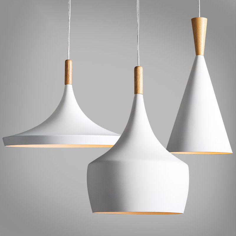 Modern Pendant Lights Retro Industrial Fixtures Luminaire Loft Lustre Dining Room Restaurant Industriel Pendant Lamp