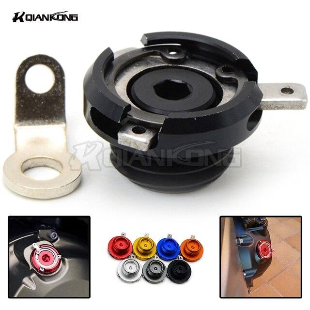 R QIANKONG CNC Engine Oil Filler Cup Cap FOR honda hornet 600 hornet cb600f CBR1000 CBR500R CB1000 CBR400 CB650F CB1000RR CB300F