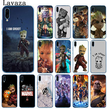 Guardians of the for Galaxy Marvel Avengers Endgame Case for Huawei P30 P20 Pro P9 P10