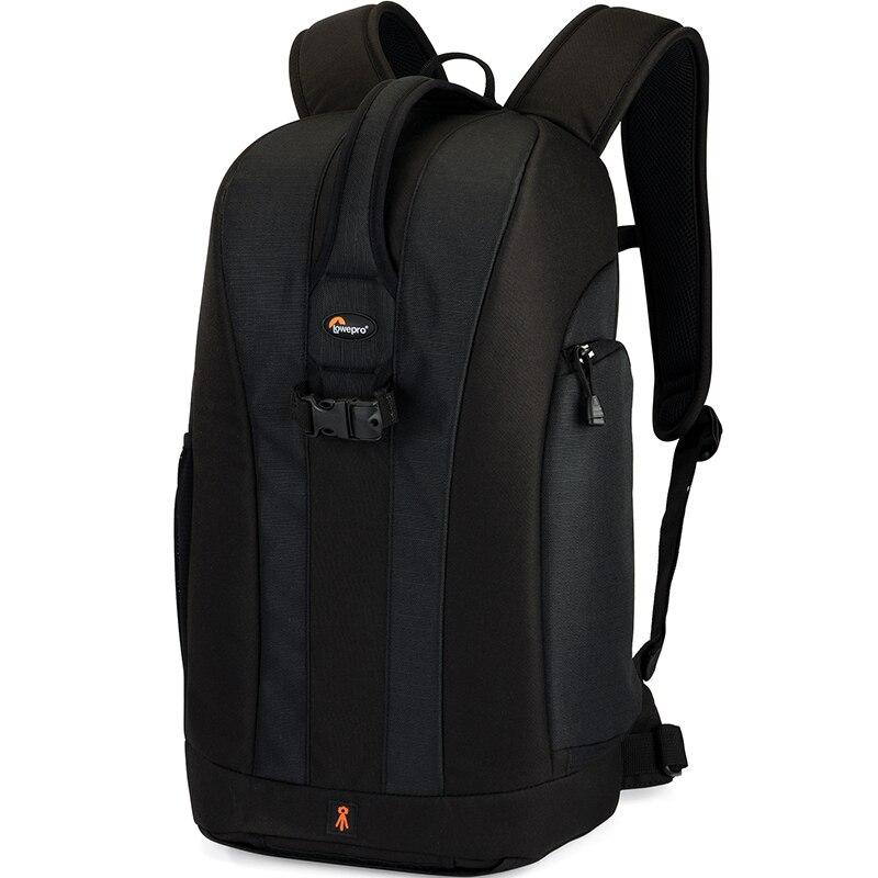 Venta caliente genuino lowepro Flipside 300 AW digital SLR cámara de fotos mochila con todo el tiempo cubierta para Nikon para canon