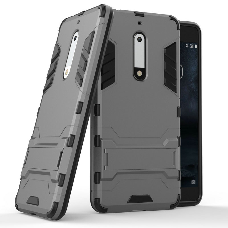 3D Armor Case for <font><b>Nokia</b></font> 7.1 8.1 for <font><b>Nokia</b></font> <font><b>5</b></font> <font><b>TA</b></font>-<font><b>1053</b></font> <font><b>TA</b></font>-1024 for <font><b>Nokia</b></font> <font><b>5</b></font>.1 Plus for <font><b>Nokia</b></font> 6.1 Plus 6 2018 Phone cover Case coque> image