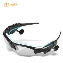 Sport Stereo Wireless Bluetooth Headset  colorful Sun lens Earphones Sunglasses mp3 Riding Glasses for lenovo sony xiao mi