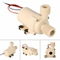 DESIGN Solar Hot Water Circulation Pump Brushless Motor DC 12V Free Shipping