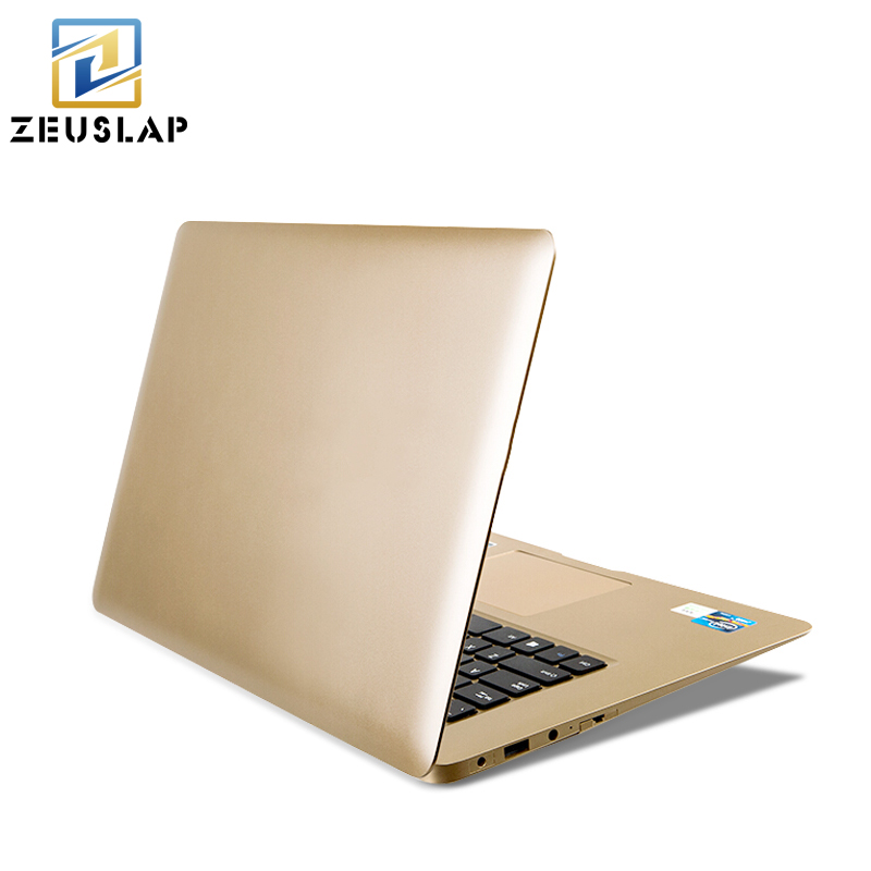 ZEUSLAP-A8 Ultimate 14inch 8GB RAM+240GB SSD+750GB HDD Windows 7/10 System Intel Quad Core Fast Boot Laptop Notebook Computer