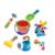 1 Pcs Brinquedos Do Banho Do Bebê e Areia Jogando Brinquedos Esguichando água-Pistola de Água Canhão Seguro Crianças Plástico Jogar Água Brinquedos Livre grátis