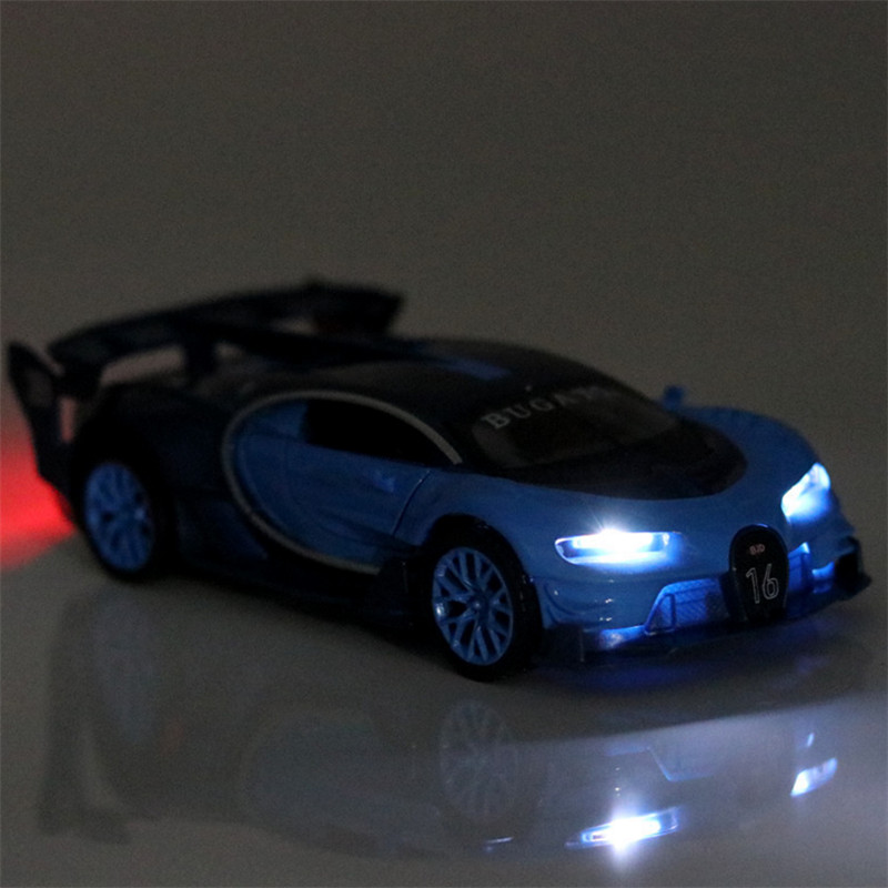 1:32 Toy Car Bugatti GT Metal Toy Toy Alloy Car Diecasts & Toy Fordon - Bilar och fordon - Foto 5