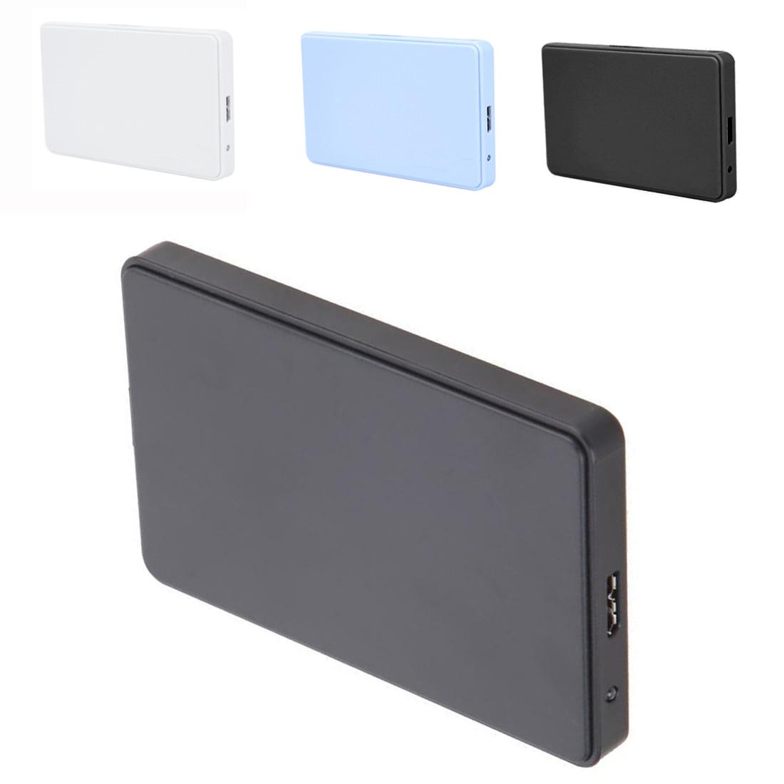 New 3 color 2 5 usb 3 0 sata hd box hdd hard drive - Colore case esterno ...