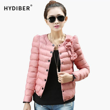 2014 new women ZAB padded jacket to keep warm in winter, ladies fashion, decorative bow, Slim short jacket Outerwear & Padded
