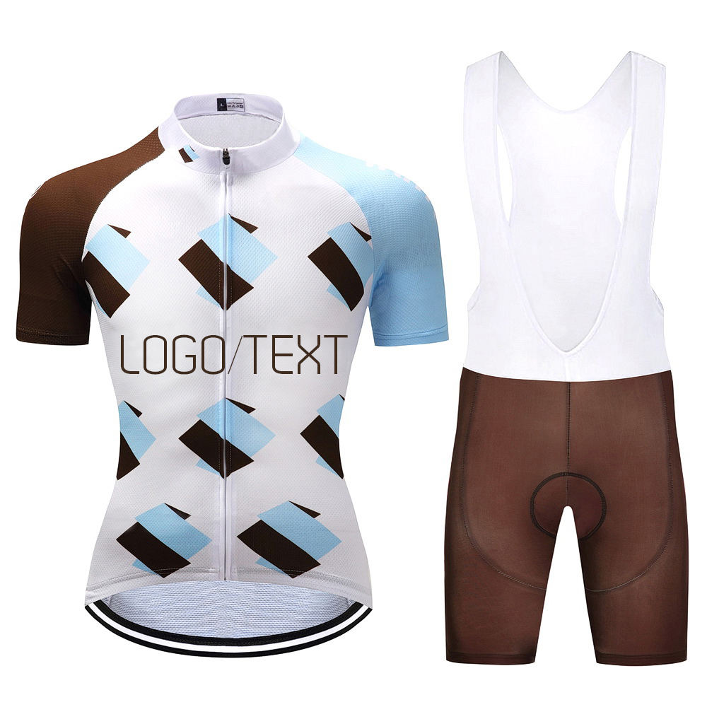 Text, Your, Logo, Cycling, Sleeved, TEAM