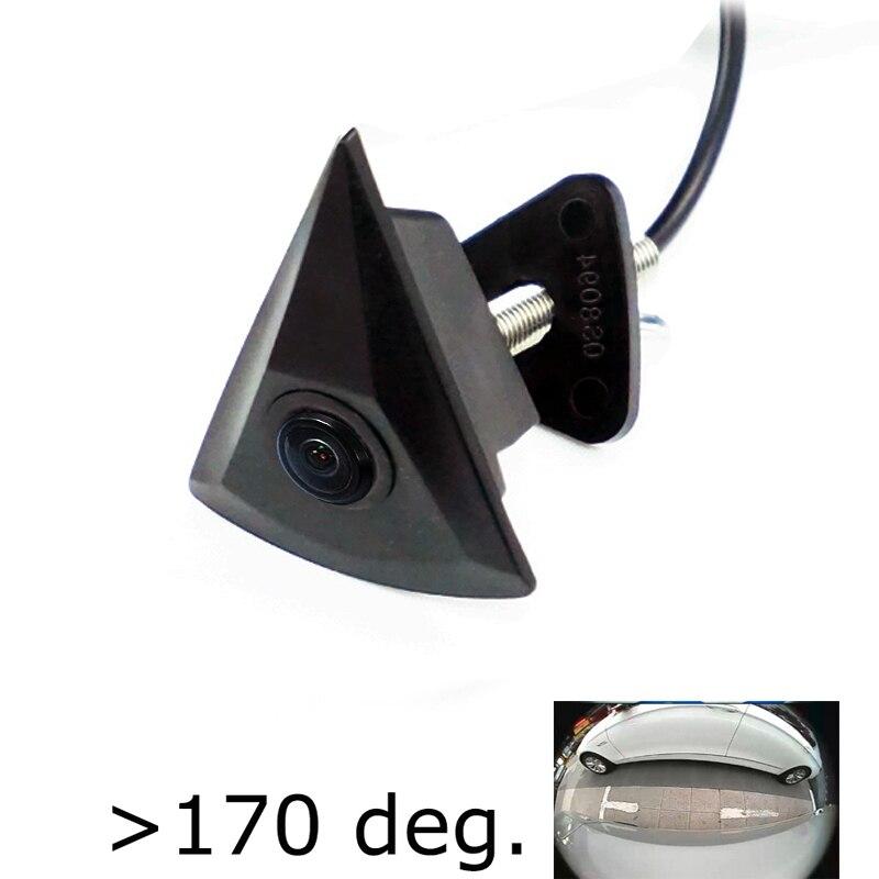 עבור sonyccd CCD רכב חזית צפה ברכב לוגו - אלקטרוניקה לרכב