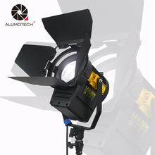 ALUMOTECH New For Film Camera Video Studio Daylight 50W LED Fresnel Spot Continuous Light