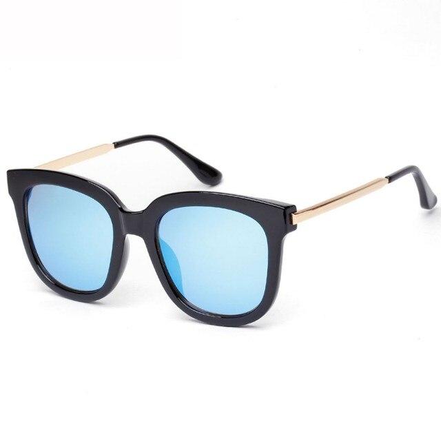 1ffe9e4769 Women Fashion Vintage Shades Eyeglasses Lady Polarized Sunglasses Square  Shaped Sun glasses