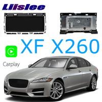 LiisLee Car Multimedia GPS Audio Hi Fi Radio Stereo For Jaguar XF XFR X260 2015~2018 Original Style Navigation NAVI
