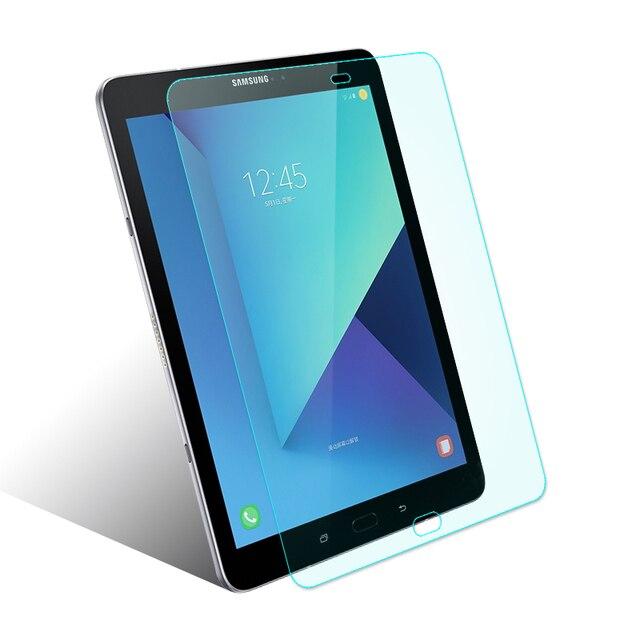 Protecteur Décran En Verre trempé Film pour Samsung Galaxy Tab S3 9.7 SM-T820 T825 T827V S2 9.7 T810 T815 S2 8.0 8 T713 Verre
