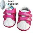 Новая МОДА 1 пара ДЕТИ Спорт Кроссовки Детская Обувь, дети девушка/мальчик Уличной Обуви