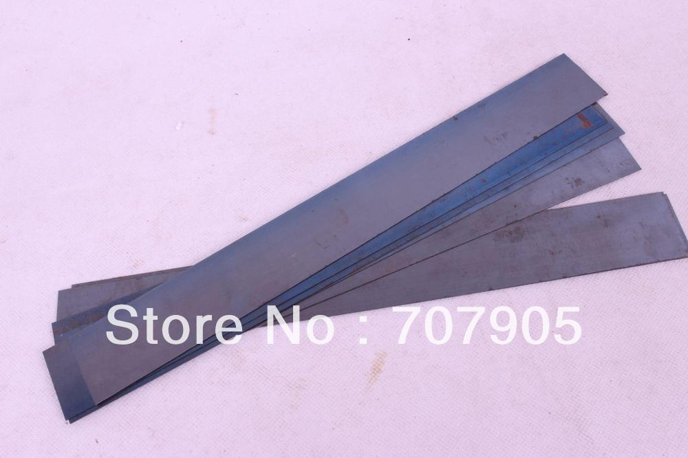 Скорость стальное лезвие материалы, Деревообрабатывающие инструменты лезвие Ножи 8 шт.# Q60