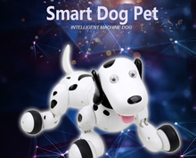 electronic toys Smart Electronic Remote control Dog Pet With 22 Action Smart dog