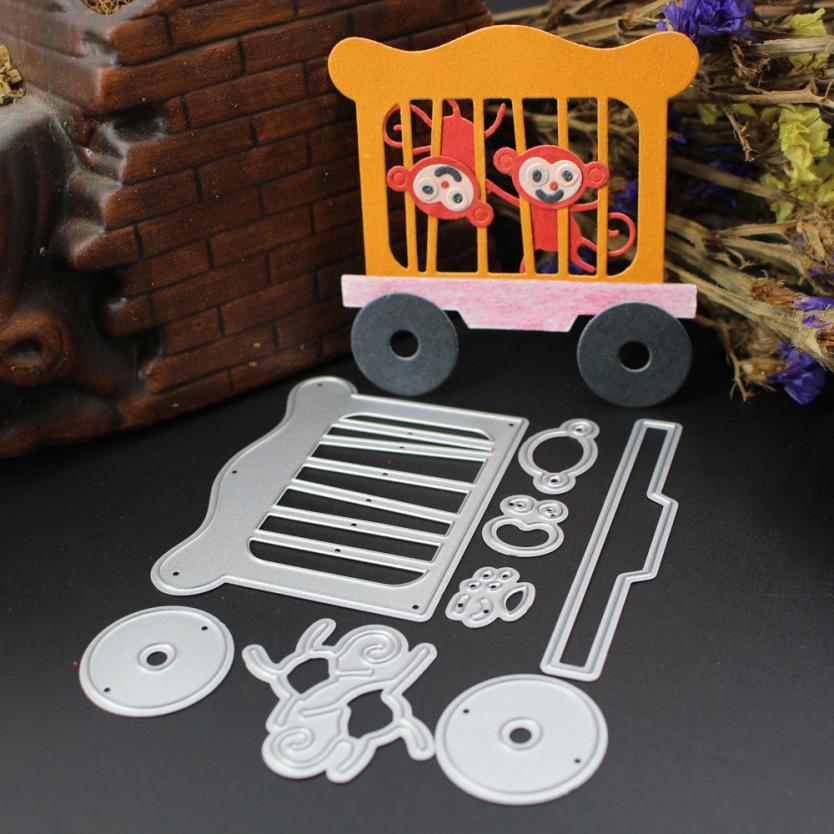 House LC New Cutting Dies Stencil Frame DIY Scrapbooking Embossing Album Paper Card Craft L 18Apr21 Drop Ship