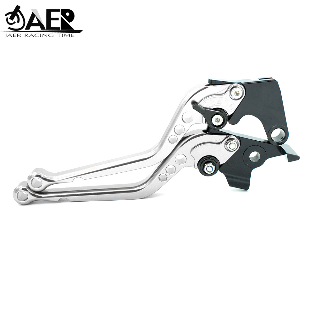 Image 4 - JEAR CNC Motorcycle Adjustable Brake Clutch Levers for Suzuki HAYABUSA GSXR1300 GSX650F GSX1250 F/SA/ABS GSF1250 GSF1200 BANDIT-in Levers, Ropes & Cables from Automobiles & Motorcycles