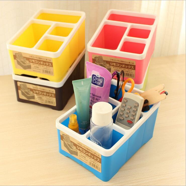 Organizador de maquillaje caja de accesorios de cocina mac lápiz ...
