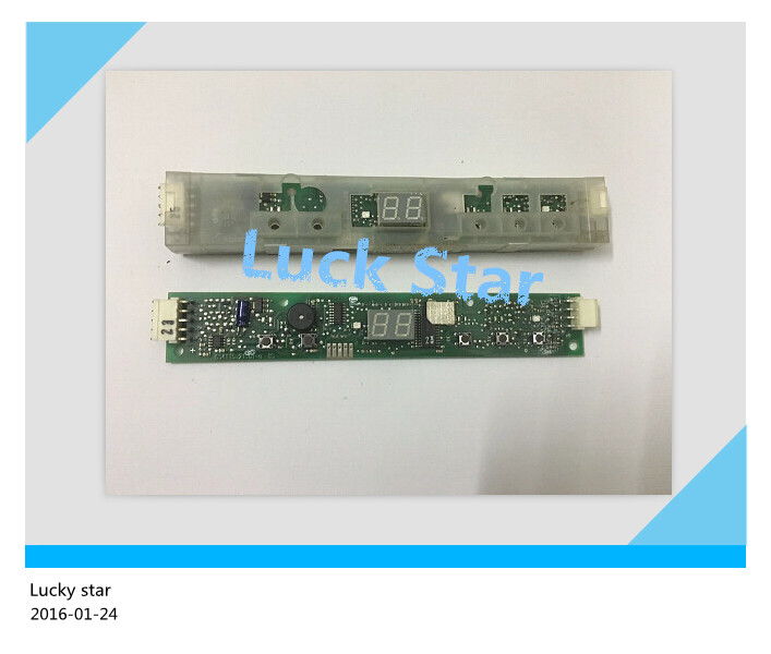 95% new for Siemens good working High-quality for refrigerator Computer board  BSY-ELO-0045 5WK56025 board 95% new for haier refrigerator computer board circuit board bcd 198k 0064000619 driver board good working