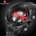 Top Luxury Brand NAVIFORCE Men Military Waterproof LED Sports Watches Men's Digital Clock Male Wrist Watch relogio masculino