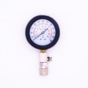Image 2 - 범용 실린더 압력 게이지 차량 수리 도구 키트