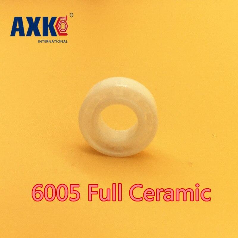 2019 Promotion Rodamientos Axk 6005 roulement en céramique complet (1 Pc) 25*47*12 Mm Zro2 matériel 6005ce tous les roulements à billes en zircone