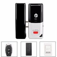 Wireless Keyless Smart Remote Serratura Invisibile Anti-furto di Blocco di Controllo di Accesso RFID Tastiera con 433 Mhz Telecomando F1415A