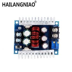 Image 2 - 300 w 20a DC DC 벅 컨버터 스텝 다운 모듈 정전류 led 드라이버 전력 스텝 다운 전압 모듈 전해 커패시터