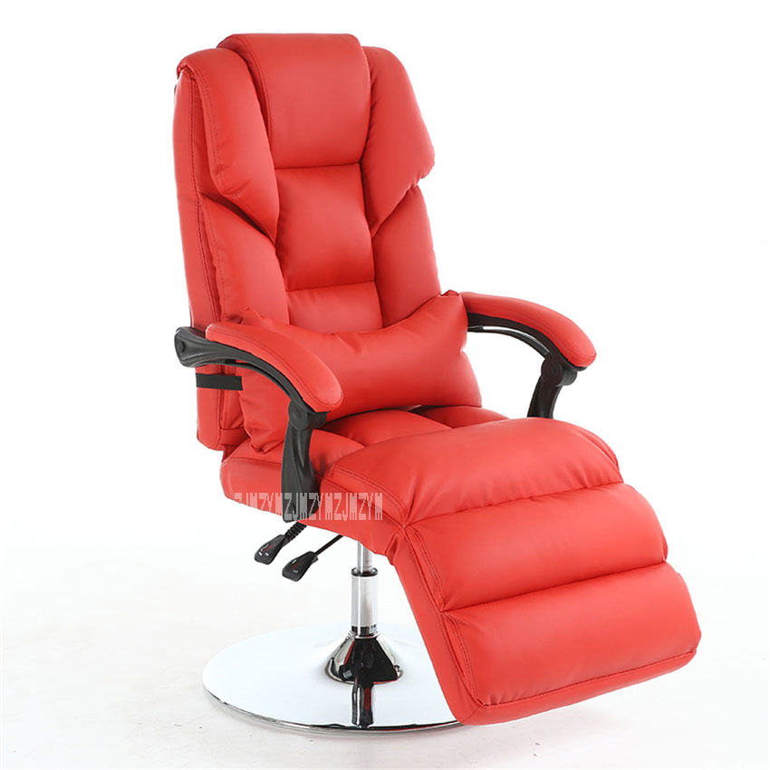 005 Lunch Break Computer Lifting Recliner Chair Sponge Experience Chaise Lounge Beauty Massage Seat Swivel Chair With Handrail
