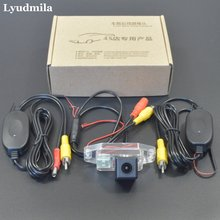 цена на Wireless Camera For TOYOTA Land Cruiser Prado LC 90 120 150 / Car Rear view Camera / HD Back up Reverse Camera / Parking Camera