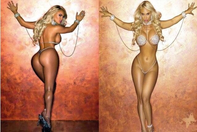 Tila tequila nude photoshoot