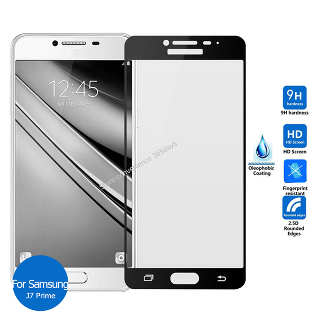 differently c3163 7c224 US $4.92 |For Samsung Galaxy J7 Prime Front Tempered Glass Screen Protector  Full Cover 9H All Safety Glass On J7Prime J 7 G610F SM G610F-in Phone ...