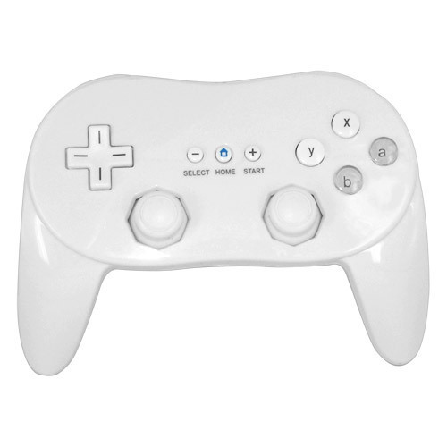WII Interface classic two generation handle game handle Wii ox horn handle Wii game accessories