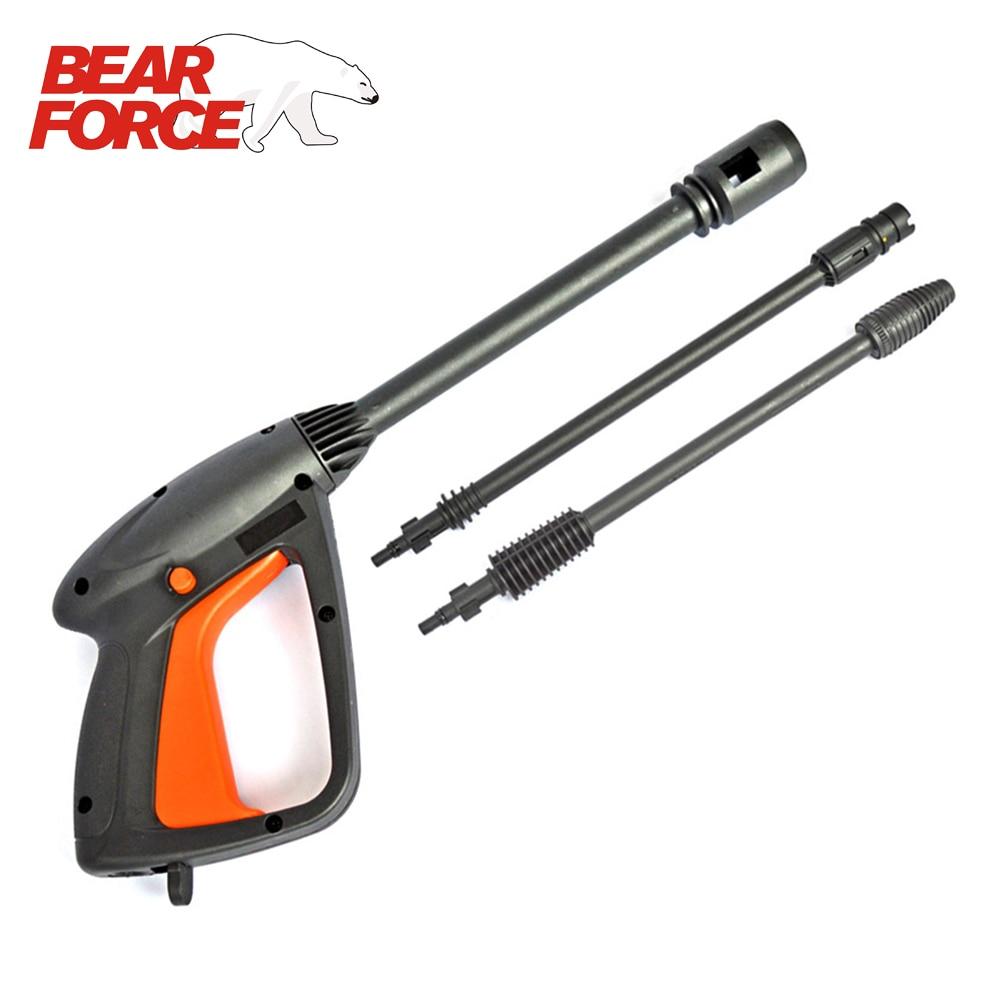 IHigh Pressure Washer Water Spray Gun Jet Lance Spear Wand Nozzle Tips For Bosche/ Blacke & Deckeri/ AR Blue Clean